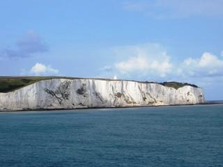 Kreidefelsen von Dover - The White Cliffs of Dover - England