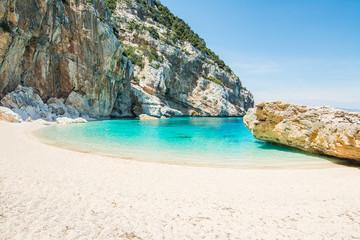 summer in Cala Mariolu