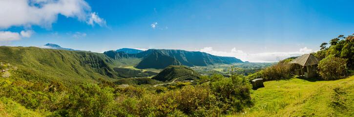 Plaine des palmiste, Reunion Island