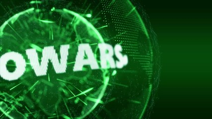 Infowars News Anonymous Infowar Teaser green