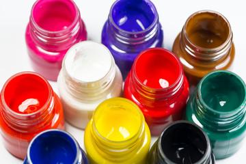 Renkli Boyalar