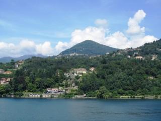 Verbania Pallanza am Lago Maggiore - Italien