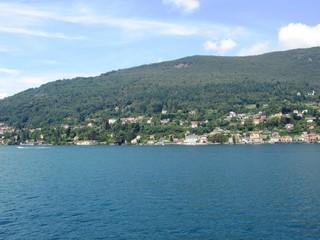 Schiffstrip auf dem Lago Maggiore - Italien