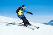 Skifahrer/'Snowboarder