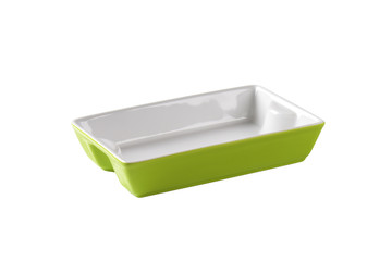 Rectangle ceramic baking dish