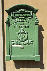 Antique Letter Box