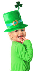Happy St Patrick's day girl.