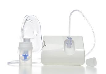Nebulizer for respiratory inhaler asthma treatment