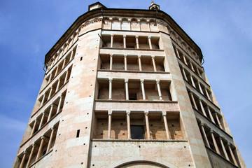 ancient religious edifice of Parma