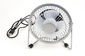 小型の扇風機
