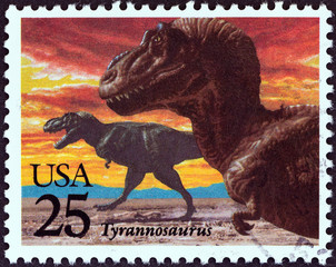 Tyrannosaurus Rex (USA 1989)