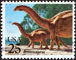 Brontosaurus (USA 1989)