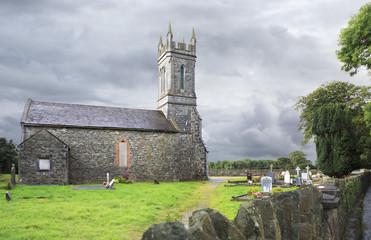 Old church in the Aghadoe area.