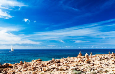 Mittelmeer bei Mallorca
