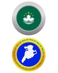button as a symbol  MACAU