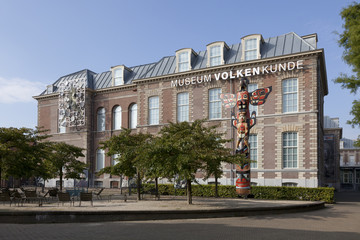National Museum of Ethnology in Leiden