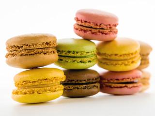 9 Macarons