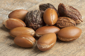 Argan nuts