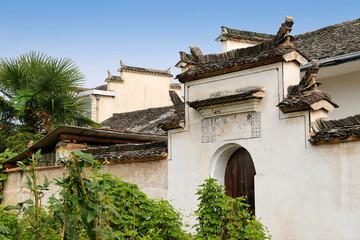 Chinese traditional house style, Hongcun, China