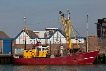 Breskens Hafen