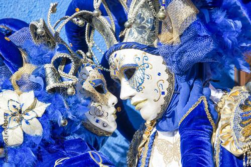 Fotobehang Venetie Carnevale di Venezia