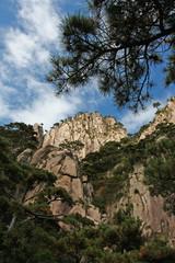 mountain Huang, China