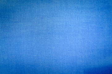 blue painting  texture on artistic canvas