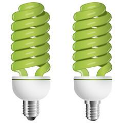 Ampoule Eco 08 sans ombre