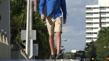Pedestrians, People, Walking, Urban