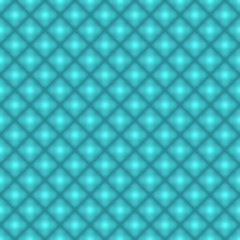 Teal Diamond Pattern Repeat Background