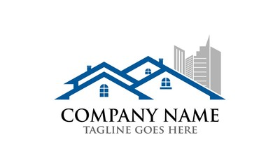 Real Estate Home Property Logo 5