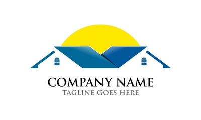 Real Estate Home Property Logo 4