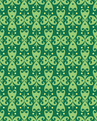 Seamless backgrounds of Chinese style