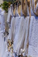 Clothes of Santorini II