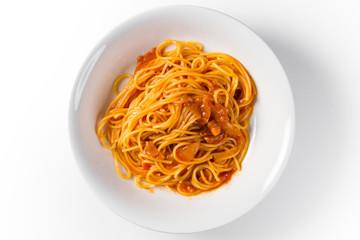アマトリチャーナ パスタ  Pasta amatriciana