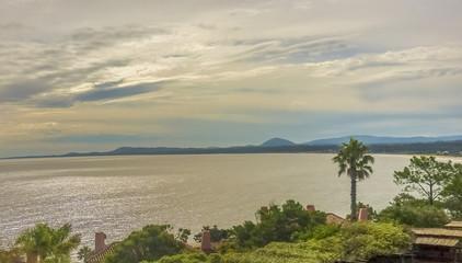 Punta Ballena Aerial View Landscape