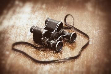 Military binoculars since World War II.
