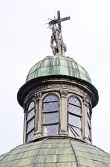 Sculpture of Jesus Chrestus