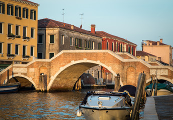 bridge in venice