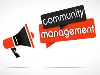 megaphone : communty management
