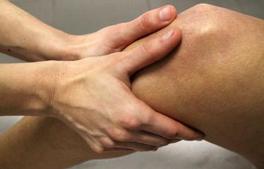 Manipulación rodilla
