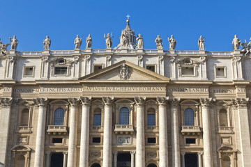 St. Peter's Square, Vatican City. Rome