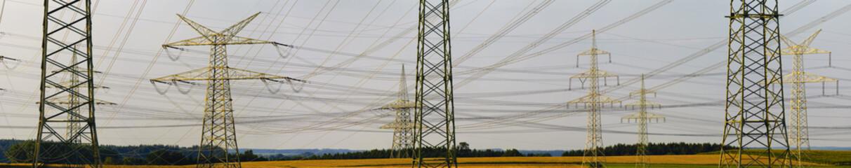 Stromnetz Hochspannung