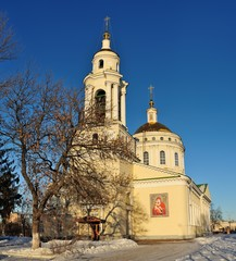 Mikhail Arkhangel orthodox chirch in Orel, Russia