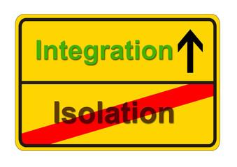 Integration und Isolation