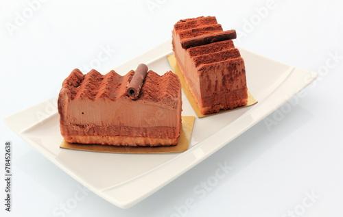 Papiers peints Dessert 2 gâteaux