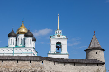 Pskov Kremlin, Russia