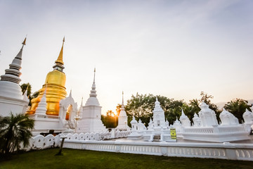 temple chiangmai thailand