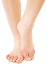 stehende Beine - gesunde Füße
