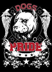 Dogs pride